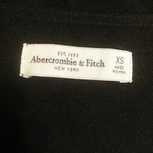 Abercrombie & Fitch Dresses - Abercrombie and Fitch black dress